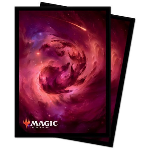 ULTRA PRO: MAGIC THE GATHERING DECK PROTECTOR - CELESTIAL LANDS - MOUNTAIN (100CT)