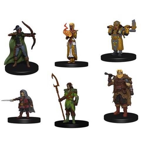 DUNGEONS AND DRAGONS: ICONS OF THE REALMS STARTER SET