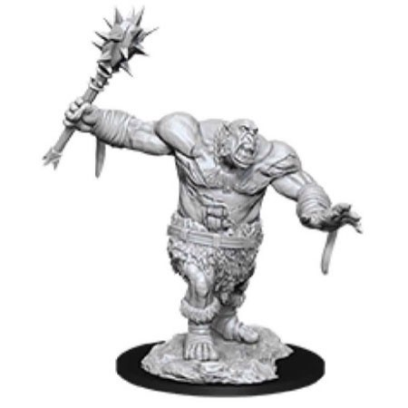 DUNGEONS AND DRAGONS: NOLZUR'S MARVELOUS UNPAINTED MINIATURES: W12 OGRE ZOMBIE