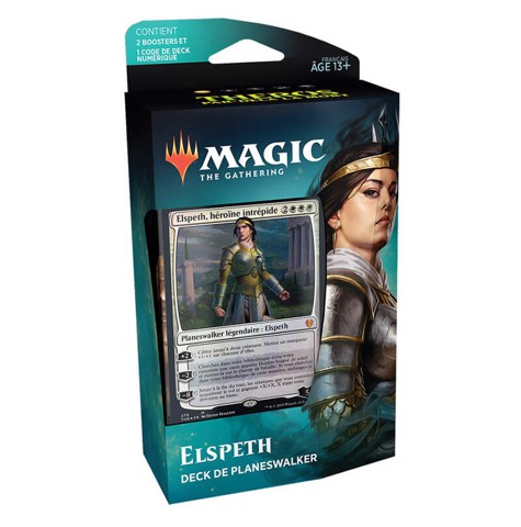 MTG THEROS BEYOND DEATH PLANESWALKER DECKS - ELSPETH