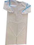 Dispoable Isolation Gown - AAMI - Level 4