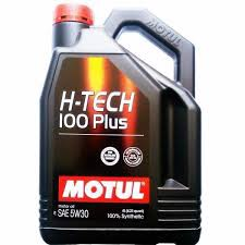 Dầu MOTUL H-TECH 100 PLUS 5W-30