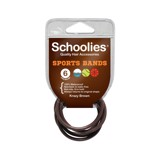 Dây cột thể thao Schoolies  6pc Krazy brown