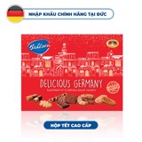 Hộp bánh Bahlsen Delicious Germany 250g