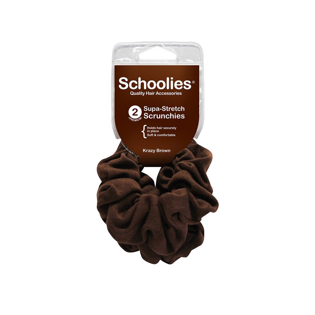Cột xoắn schoolies 2pc Krazy brown