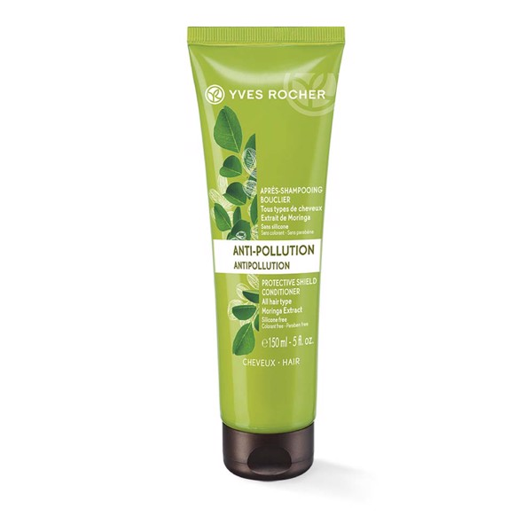 Yves Rocher Dầu Xả Cho Tóc Chắc Khỏe Anti-Pollution Protective Shield Conditioner 150ml