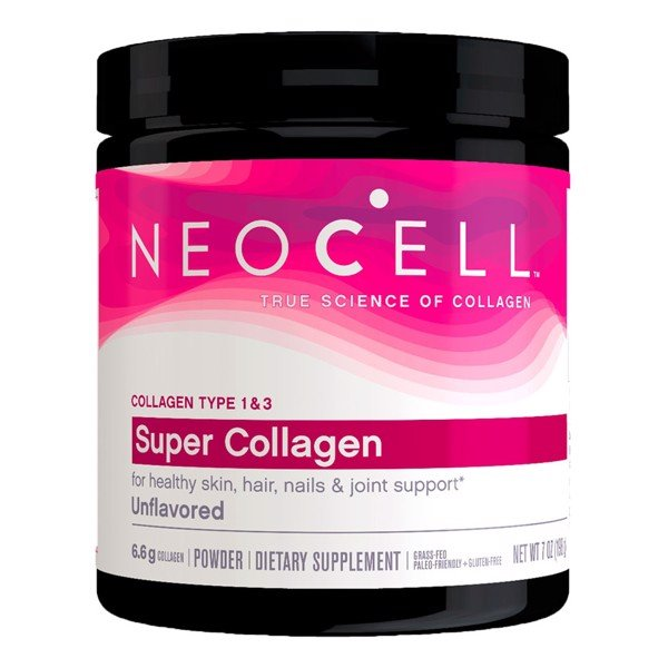 Neocell Bột Bổ Sung Collagen 6600mg 7oz 198g