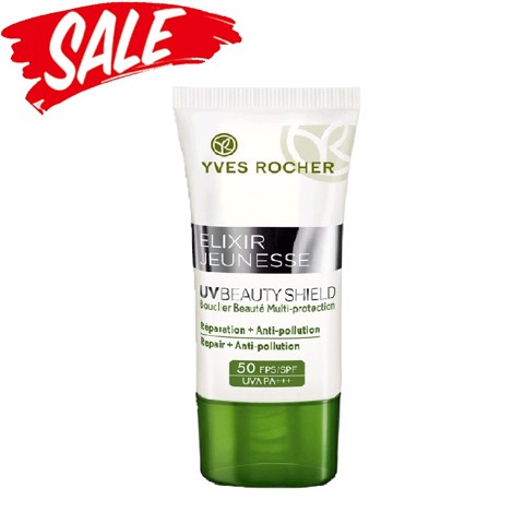 Yves Rocher Kem Chống Nắng Yves Rocher UV Beauty Shield SDF50 UV Pa+++ 30ml