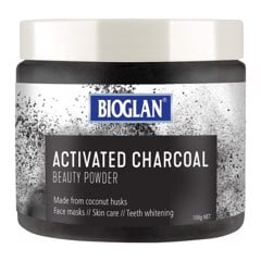 Bioglan Bột Than Hoạt Tính Activated Charcoal Powder 100g
