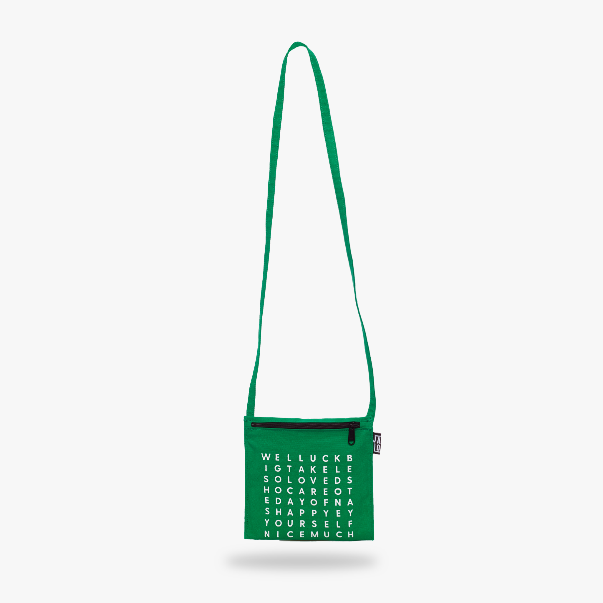 Crossword Sling Bag