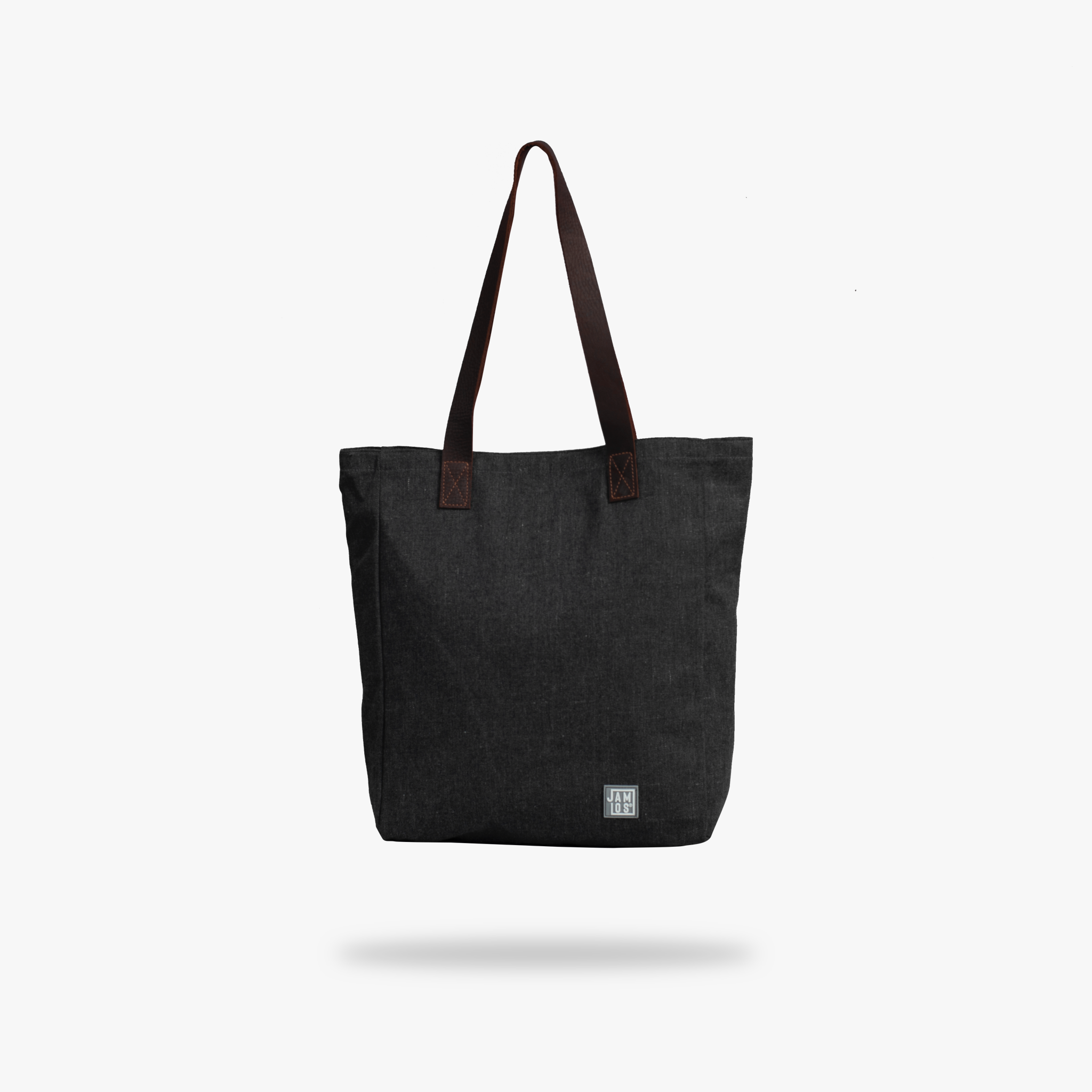 Leather Strap Tote