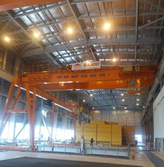 Overhead Crane Q=80/20T - Nghi Son 1, Thanh Hoa Thermal Power Plant