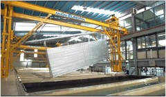 Bridge Crane Q=1+1T  - Euroha Factory