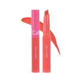 Son kem má hồng mini Cathy Doll Beauty To Go Lip & Cheek Creamy Matte 0.6g #10 CAPE TOWN