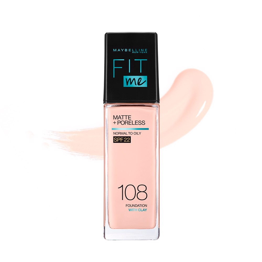 Kem Nền Maybelline New York FitMe SPF22 30ml .#108