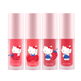 Son kem lì Hello Kitty Cathy Doll Airy Lip Blur 4g #04 Red Rose