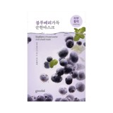 Mặt nạ giấy Goodal Blueberry Infused Water Mild Sheet Mask 23ml