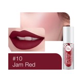 Son kem và má hồng Baby Bright Lip & Cheek Matte Tint 2.4g #10 Jam Red