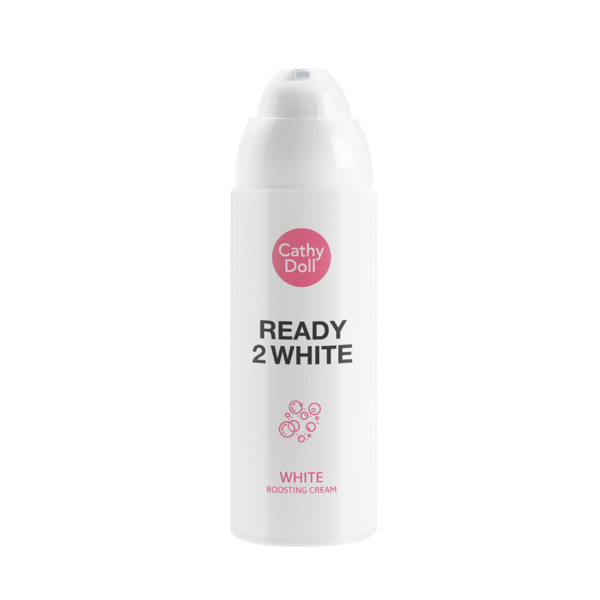 Kem kích trắng da Cathy Doll Ready 2 White White Boosting Cream 75ml