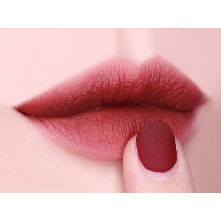 Son kem lì Black Rouge Cotton Lip Color T07 28.7g