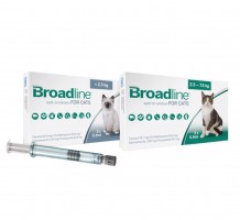 BROADLINE® SPOT-ON SOLUTION