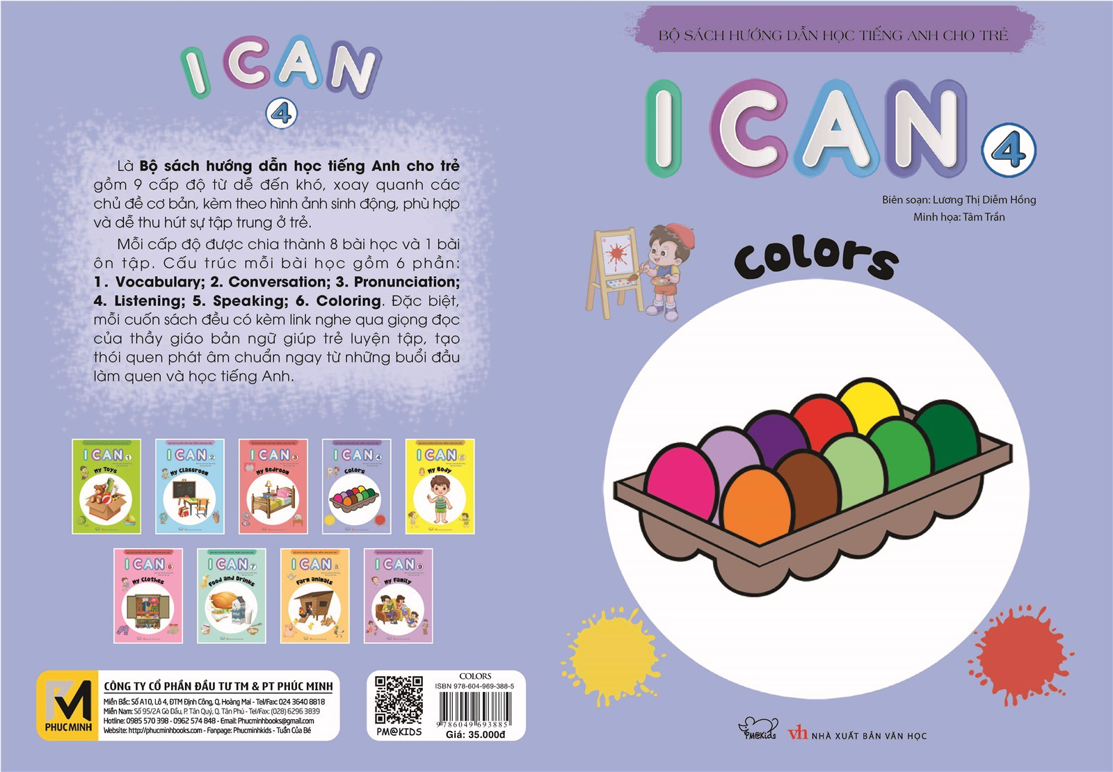 I CAN 4: Colors