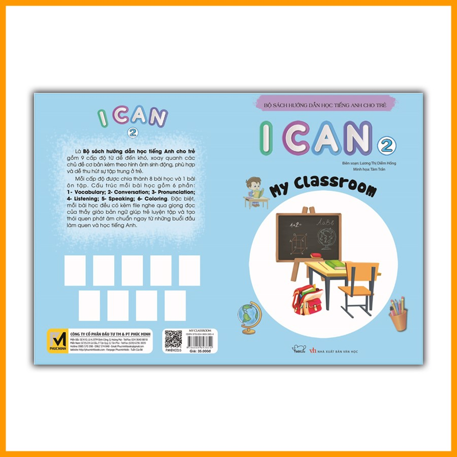 I CAN 2: My Classroom
