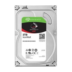 HDD Seagate IronWolf 3TB 3.5 inch SATA III 64MB Cache 5900RPM ST3000VN007