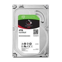 HDD Seagate IronWolf 4TB 3.5 inch SATA III 64MB Cache 5900RPM ST4000VN008