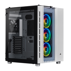 Case CORSAIR 680X RGB White Mid tower