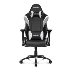 Ghế Gamer AKRacing Core LX Black/White (AK-LX-WT)
