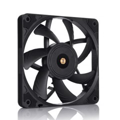 Fan Case NOCTUA NF-A12x15 PWM CH BK Black -Slim fan