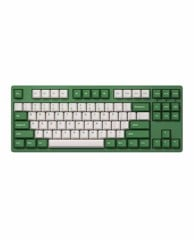 Bàn phím AKKO 3087 v2 DS Matcha Red Bean (Akko Switch v2)