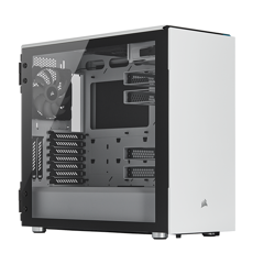 Case CORSAIR 678C White Mid Tower