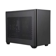 Case Cooler Master MasterBox NR200 Black (Mini - ITX Tower)