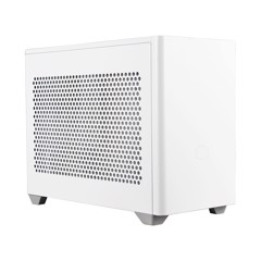 Case Cooler Master MasterBox NR200 White (ITX Tower)