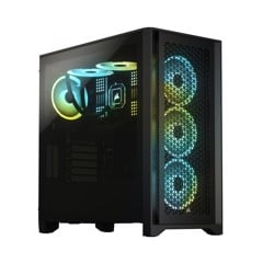 Case CORSAIR 4000D AIRFLOW TG (Mid - Tower)