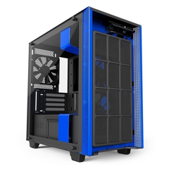 Case NZXT H400i BLACK BLUE (MId - Tower)