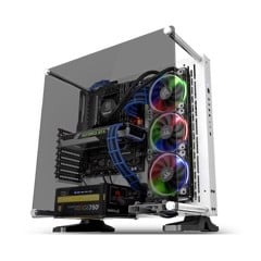 Case Thermaltake CORE P3 Tempered Glass WHITE  Mid - Tower