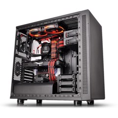 Case Thermaltake F31 Suppressor Power Cover Mid-Tower