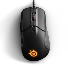 Chuột STEELSERIES Rival 310 Black RGB - 62433