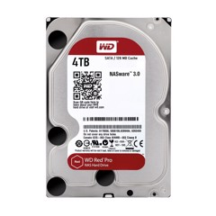 HDD WD Red Pro 4TB 3.5 inch SATA III 128MB Cache 7200RPM WD4002FFWX