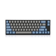 Leopold FC660MPD Blue Grey Bluetooth