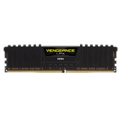 (1x16GB DDR4 2666) RAM 16GB CORSAIR Vengeance LPX