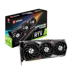 MSI RTX 3090 GAMING TRIO 24GB GDDR6X