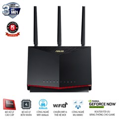 Router wifi ASUS RT - AX86U (Mobile Gaming) AX5700Mbps