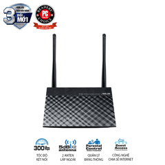 Router wifi ASUS RT - N12+ Wireless N300Mbps