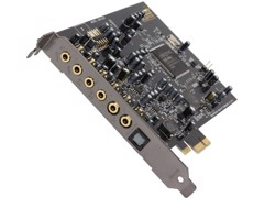 Sound Card 7.1 Creative Blaster Audigy RX PCIe