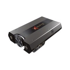 Sound Card 7.1 Creative Sound BlasterX G6