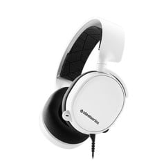 Tai nghe Gaming SteelSeries Arctis 3 White -  61506